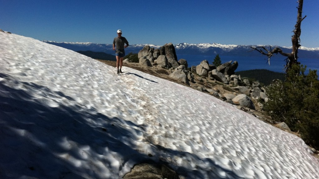 Tahoe Rim Trail - July 2011